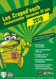 Dépliant Crapod'Esch 2019